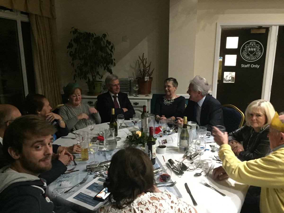 Christmas event [Murder Mystery Evening] 2018 - I
