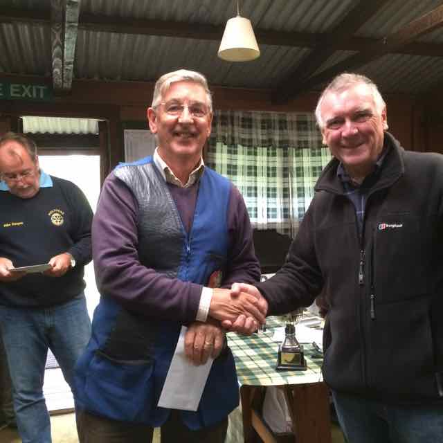 2016 Rotary Charity Clay Pigeon Shoot Saturday 24th September 2016 - Reserve