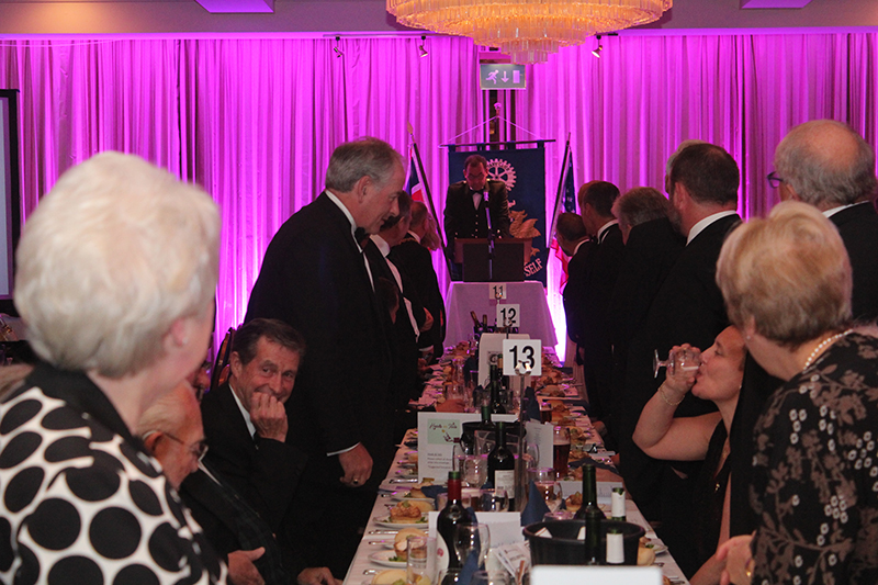 31st Annual Charity Dinner - 2016 -