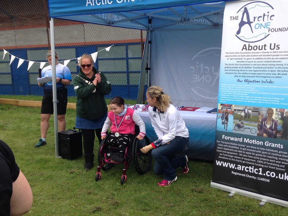 Arctic One Junior Para-Triathlon -