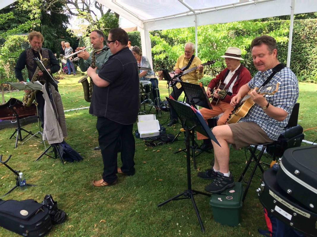 Jazz in the Garden  -