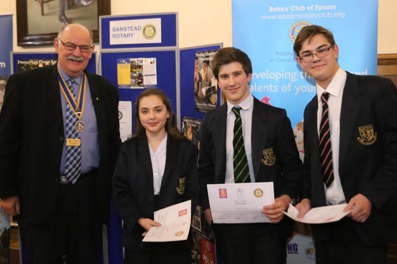 Youth Speaks Round 1 Story & Results - Seb Flaton, Cristina Thornton and Nicolai Beloussov