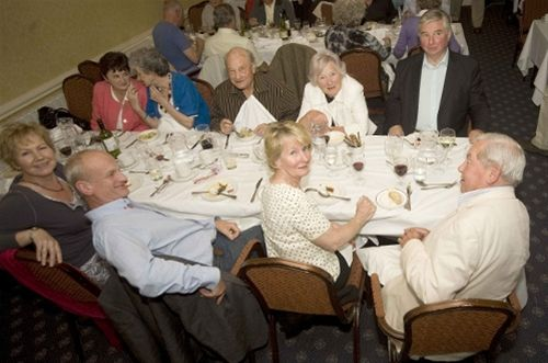 80th Anniversary - Buffet Dinner, 20th May 2011 -