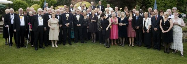 80th Anniversary - Gala Dinner, 21st May 2011 -