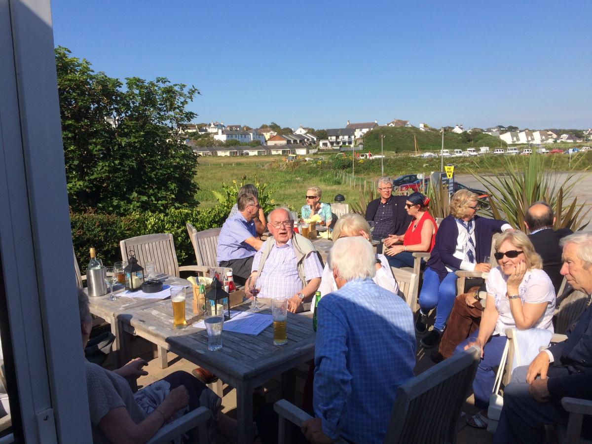 Visit to Holyhead by Dun Laoghaire Rotary Club 24th July 2017 - IMG 4077
