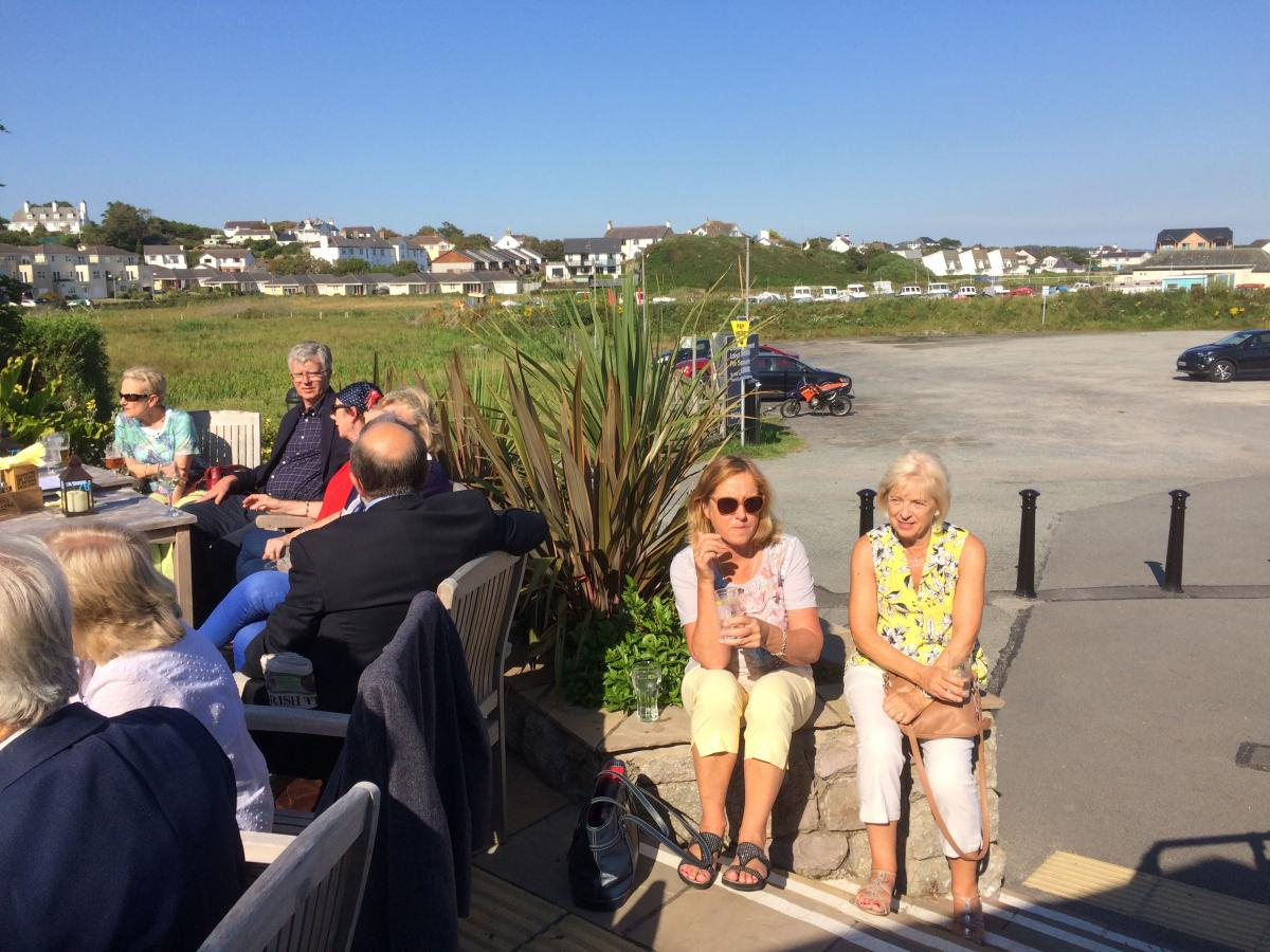 Visit to Holyhead by Dun Laoghaire Rotary Club 24th July 2017 - IMG 4086(1)