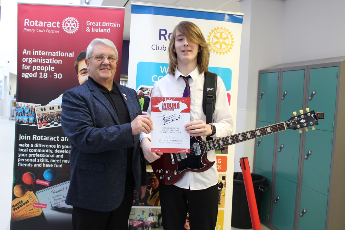 2018 Young Musician - Photographs -