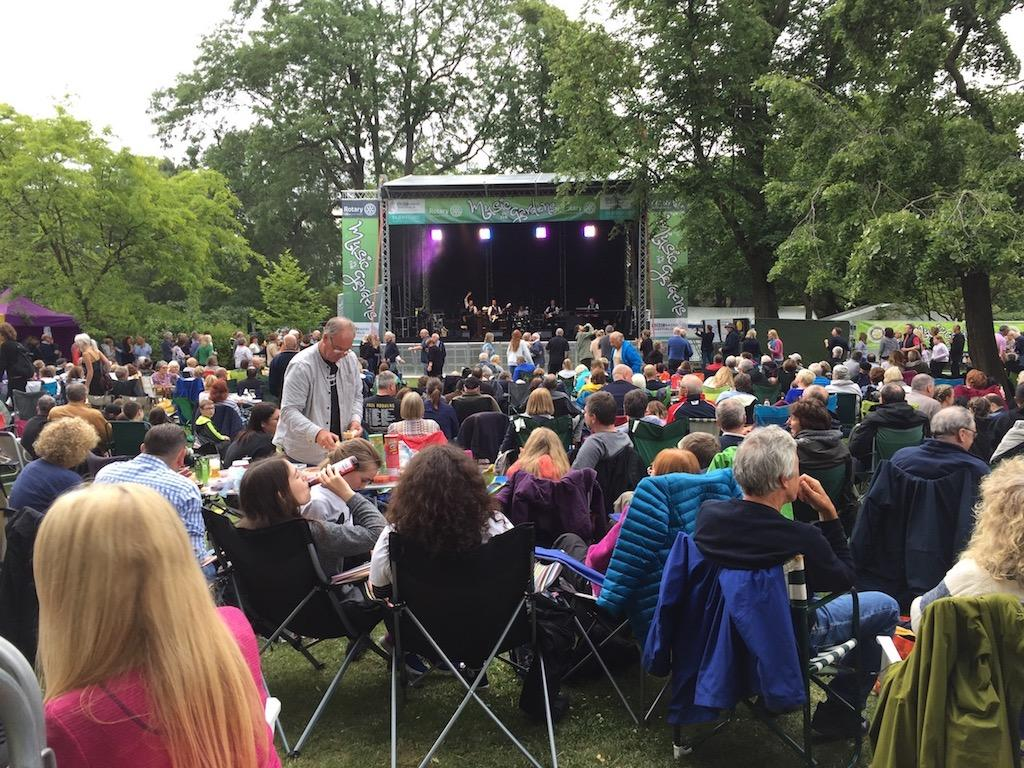 Music In The Gardens -