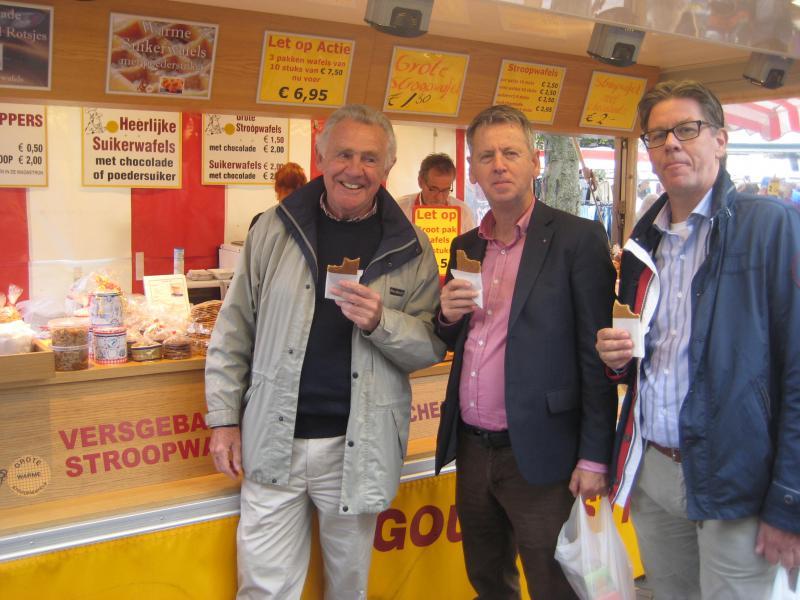 Hengelo Twinning 2013 - Rotary Club of Maidenhead Thames
