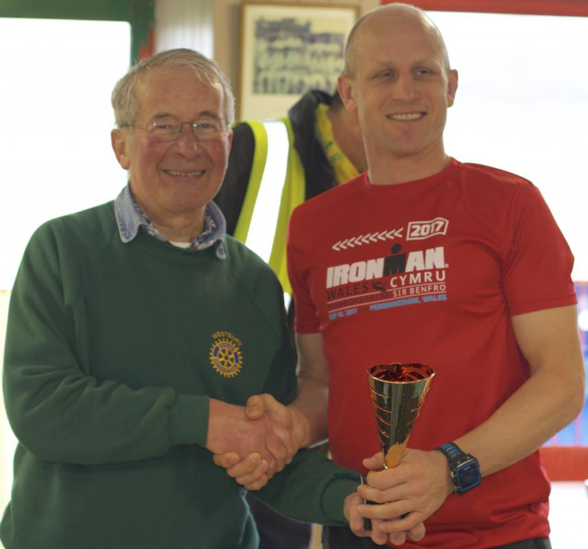 Imber Ultra Marathon - An Iron Man indeed.
