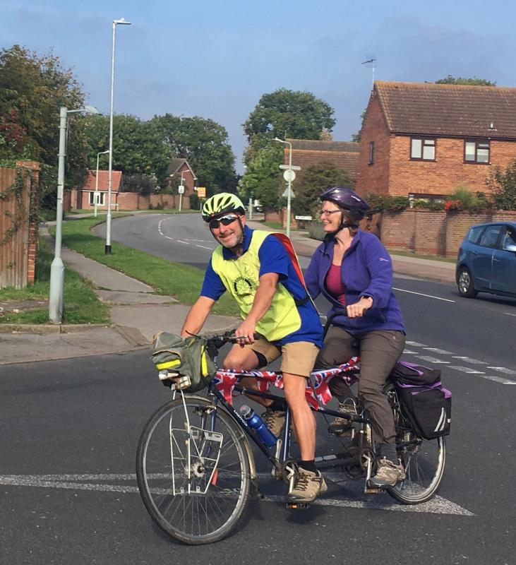 Ron Sampsom Charity Cycle Ride 24th September 2017 -