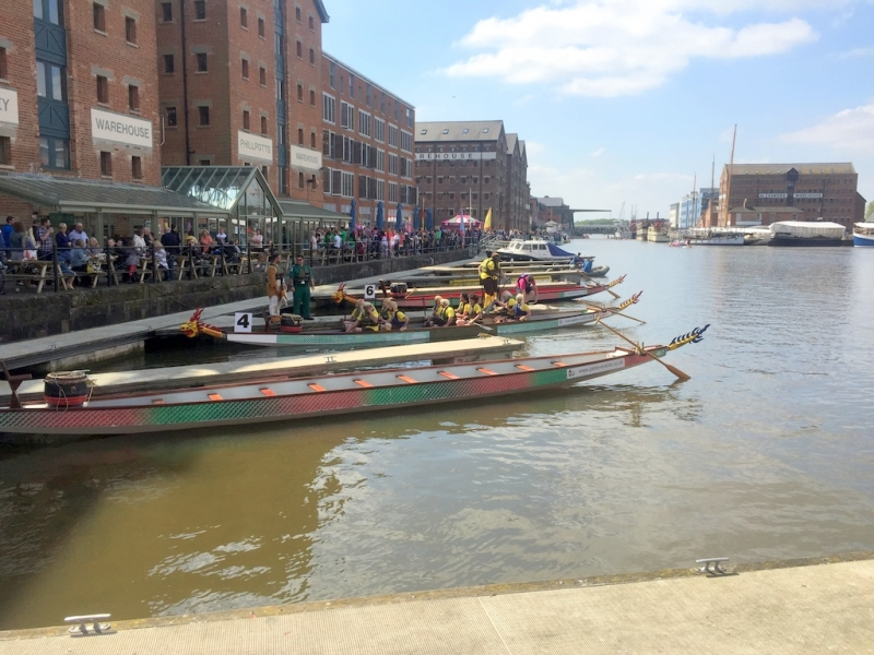 Dragon Boat Regatta 2017 @ Gloucester Docks - IMG 4690