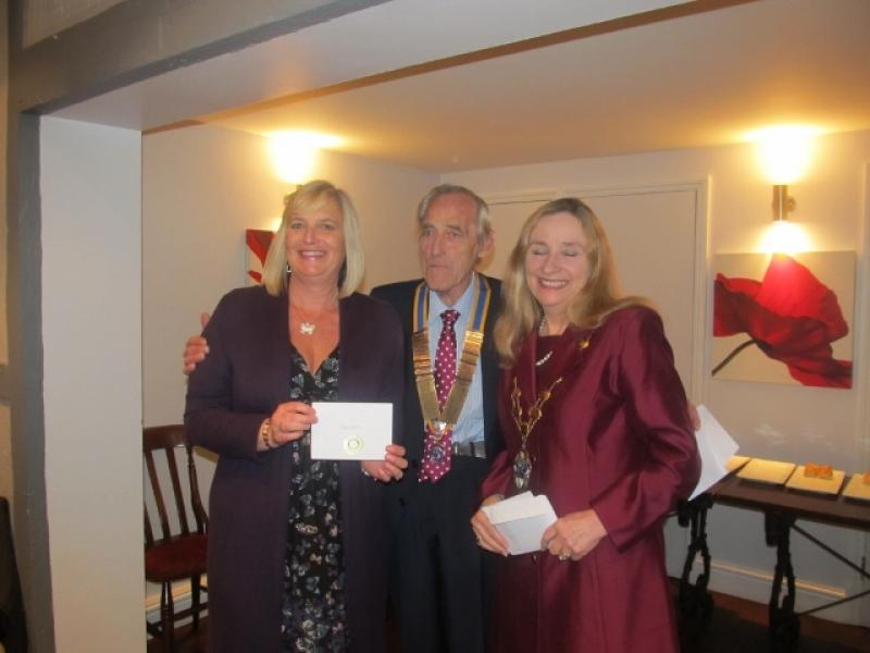 Cheque Giving Evening - Tuesday, 13th January 2015 - IMG 4887 (640x480)
