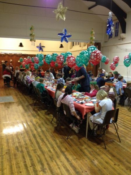 Children's Christmas Party -