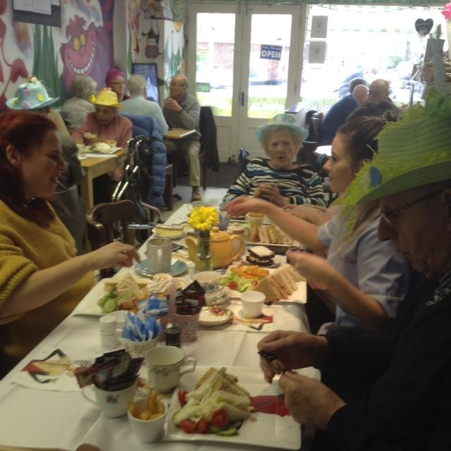 Dementia Cafe Party -