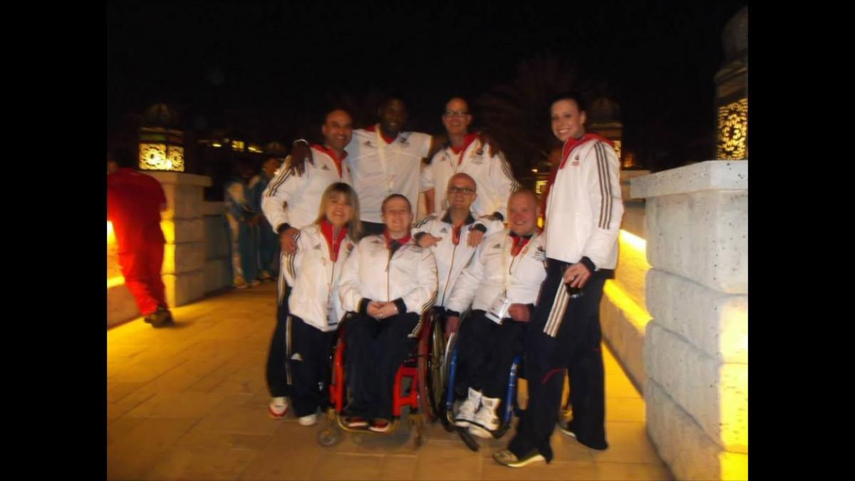 WheelPower! - With team GB
