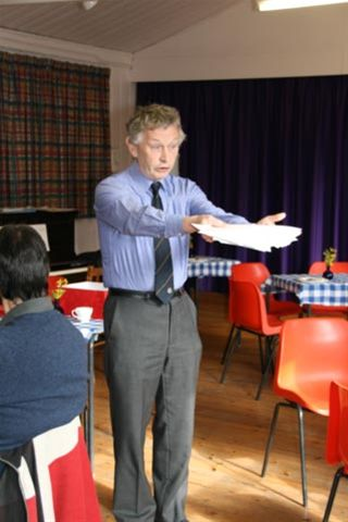Mar 2011 Memory Cafe, Girton  WI Hall, High Street, Girton, CB3 0PU -