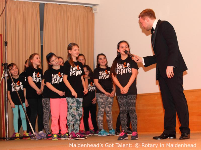 Maidenheads Got Talent -