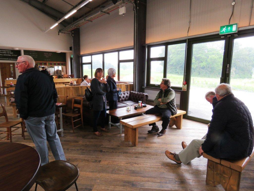 West Berks Brewery Visit -