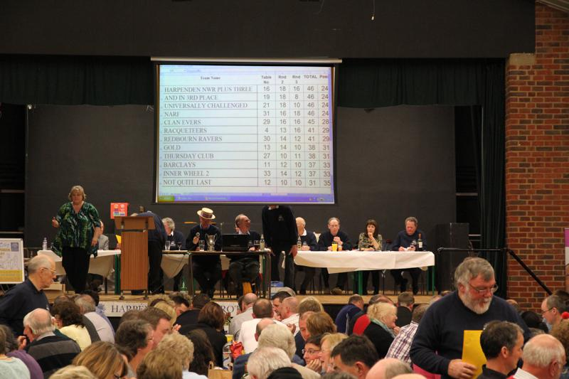 Harpenden Quiz of Quizzes 2013 -