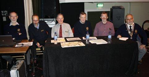 Primary School Quiz, Area 7 Final - Jim Kerr leads the Scorers