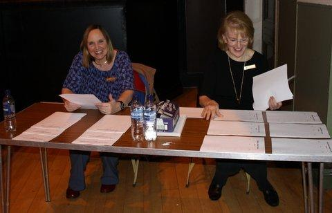 Primary School Quiz, Area 7 Final - Faye and Jan