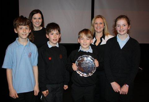 Primary School Quiz, Area 7 Final - 2016 Winners Dunblane Primary School