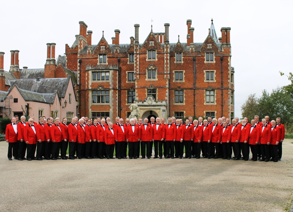 London Welsh Male Voice Choir at Taplow Court for Elizabeth House - IMG 5883