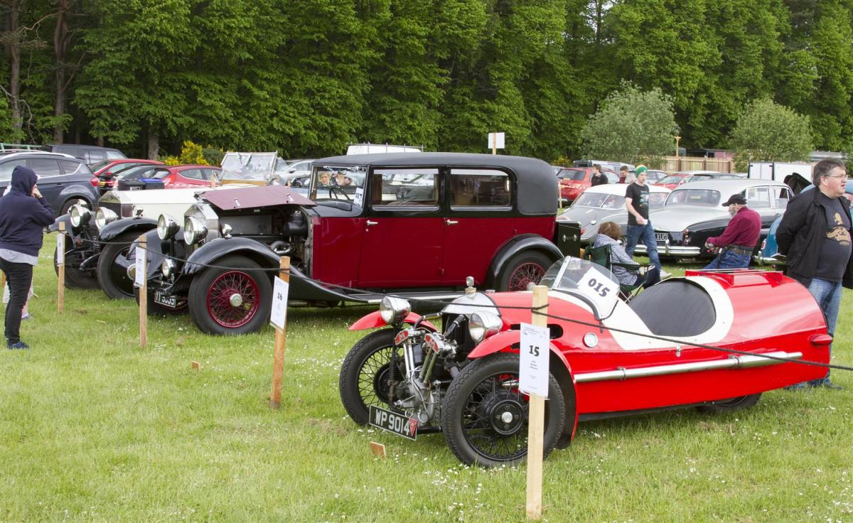 2017 Crathes Vintage Car & Motorcycle Rally - IMG 7817 (Large)