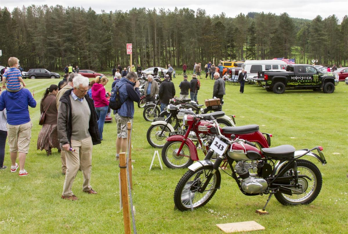 2017 Crathes Vintage Car & Motorcycle Rally - IMG 7835 (Large)