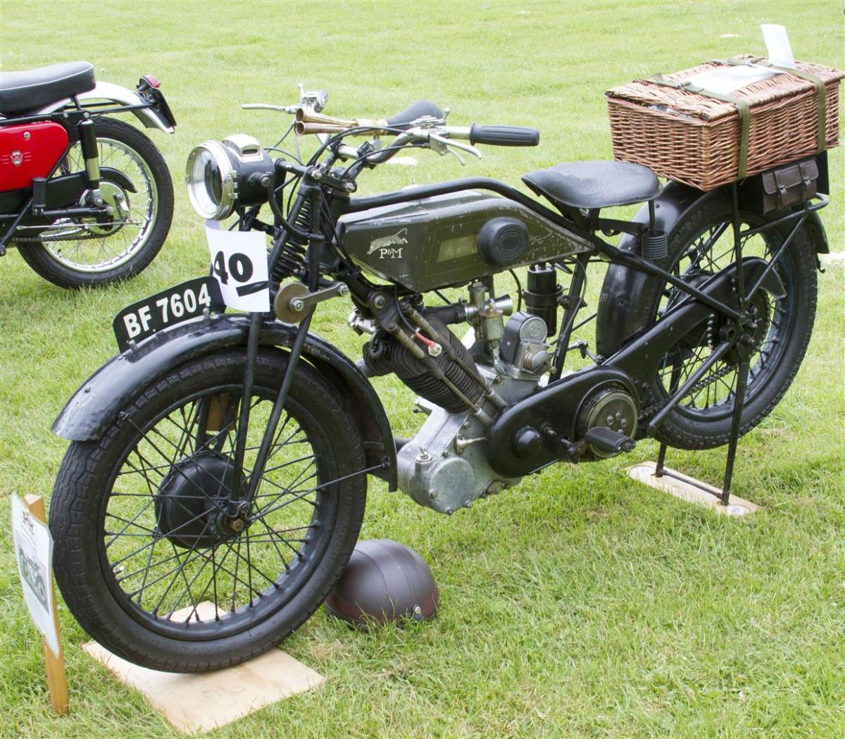 2017 Crathes Vintage Car & Motorcycle Rally - IMG 7836 (Large)