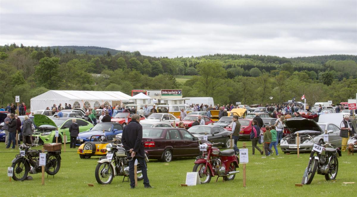 2017 Crathes Vintage Car & Motorcycle Rally - IMG 7875 (Large)