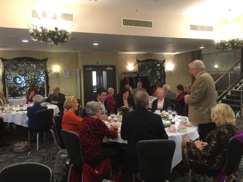 Inner Wheel Christmas Lunch 10th December 2017 - IMG 8755
