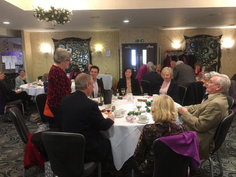 Inner Wheel Christmas Lunch 10th December 2017 - IMG 8756