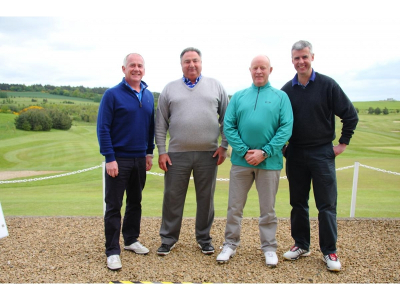 Am - Am Golf Event 2016 - Malcolm Jack & Mathieson