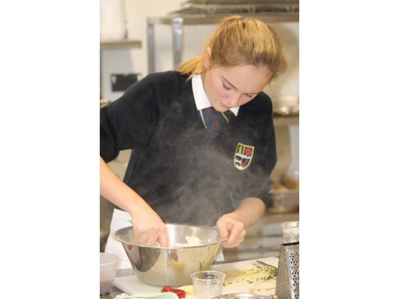Rotary Young Chef Competition 2017 -