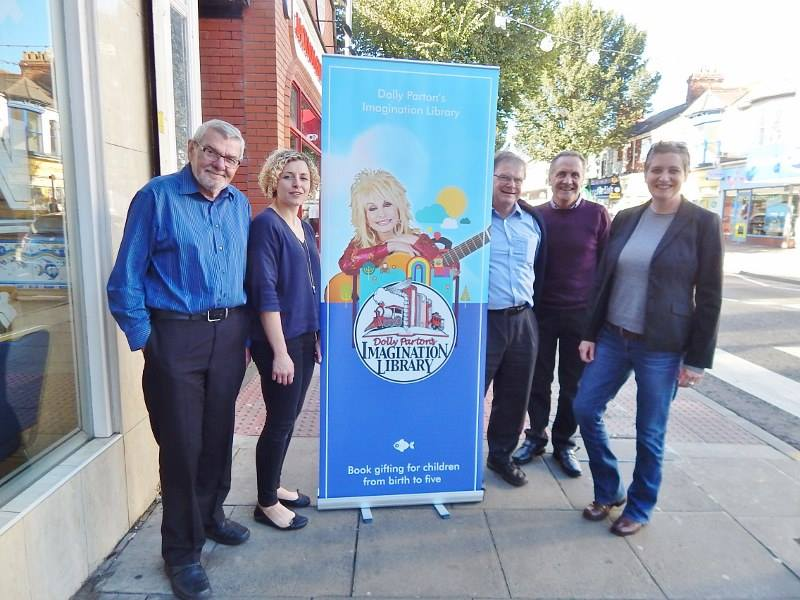 Dolly Parton Imagination Library - IML Cleethorpes