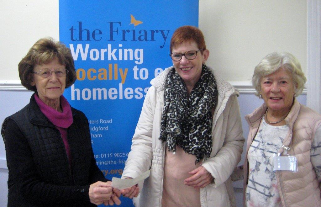 Rotary Helping The Homeless -