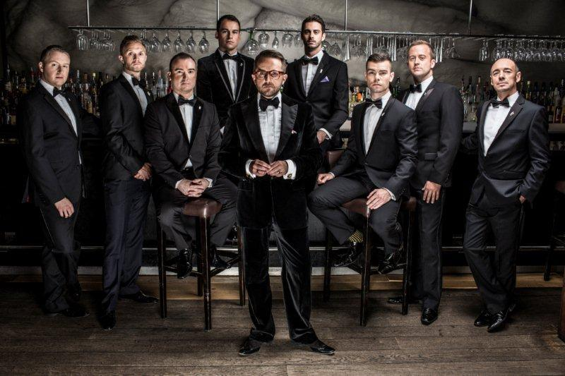 Only Men Aloud to star in Christmas Concert  - Image 1 - High Res by James Davies