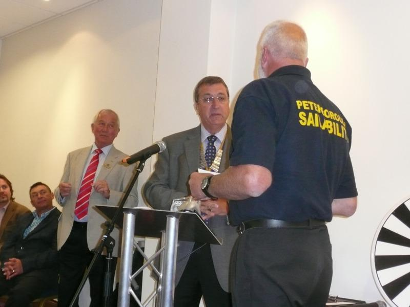 Charity Presentations for Firework Fiesta Funds - Image 1