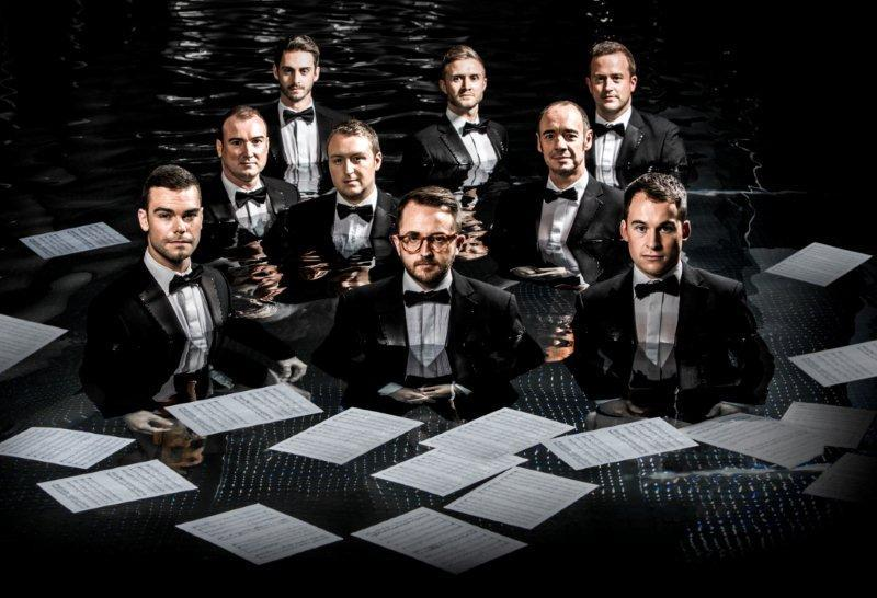 Only Men Aloud to star in Christmas Concert  - Image 2 - High Res by James Davies (1)