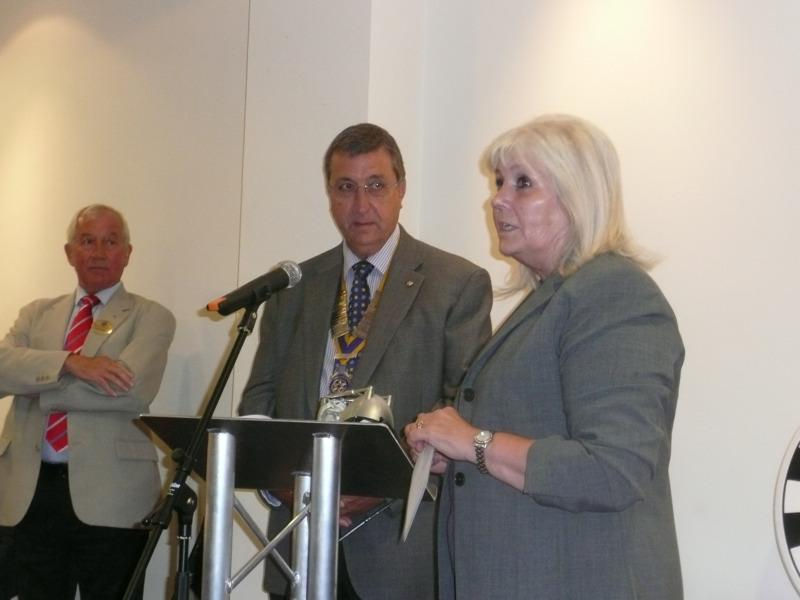Charity Presentations for Firework Fiesta Funds - Image 4 8