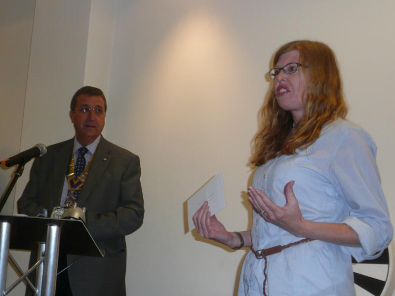 Charity Presentations for Firework Fiesta Funds - Image 6 8