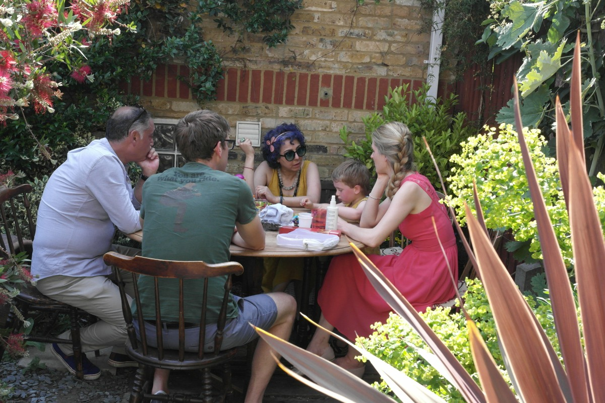 End of year President's 'At Home' BBQ - Image-h