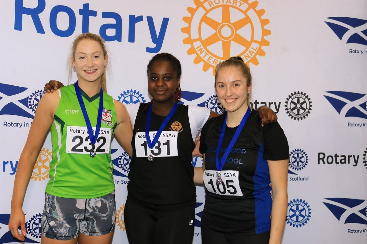 Rotary International Scottish Schools Indoor Athletic Championships 2019 - Img 4807