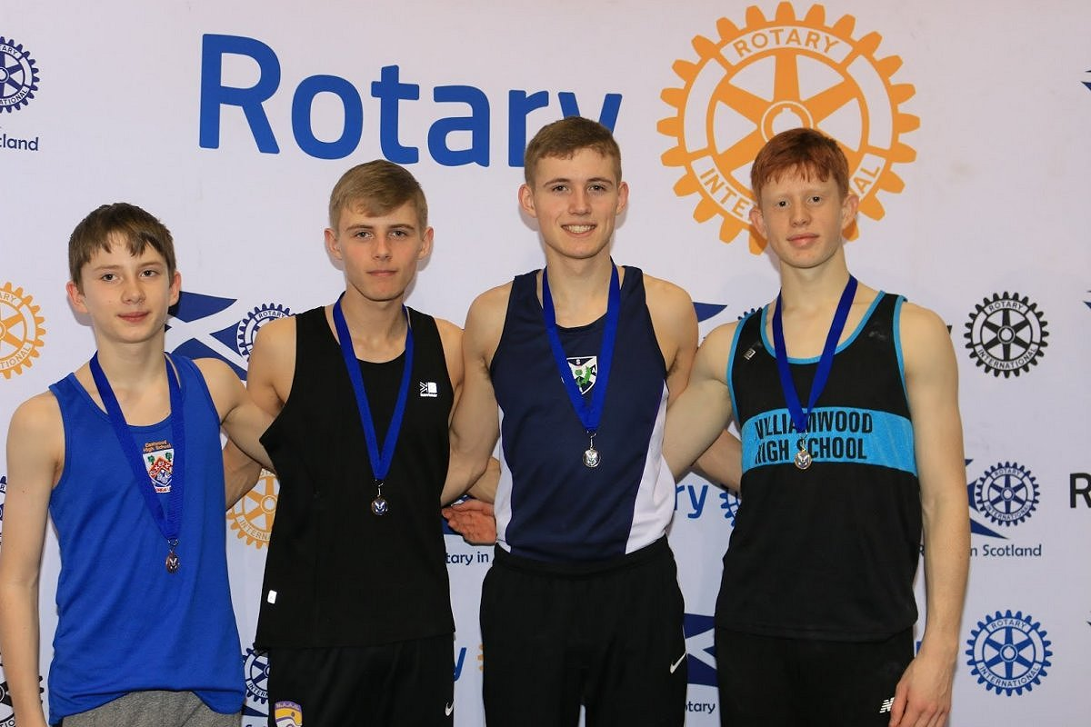 Rotary International Scottish Schools Indoor Athletic Championships 2019 - Img 4823