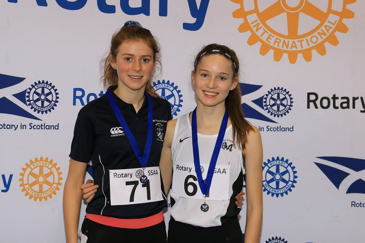 Rotary International Scottish Schools Indoor Athletic Championships 2019 - Img 4830