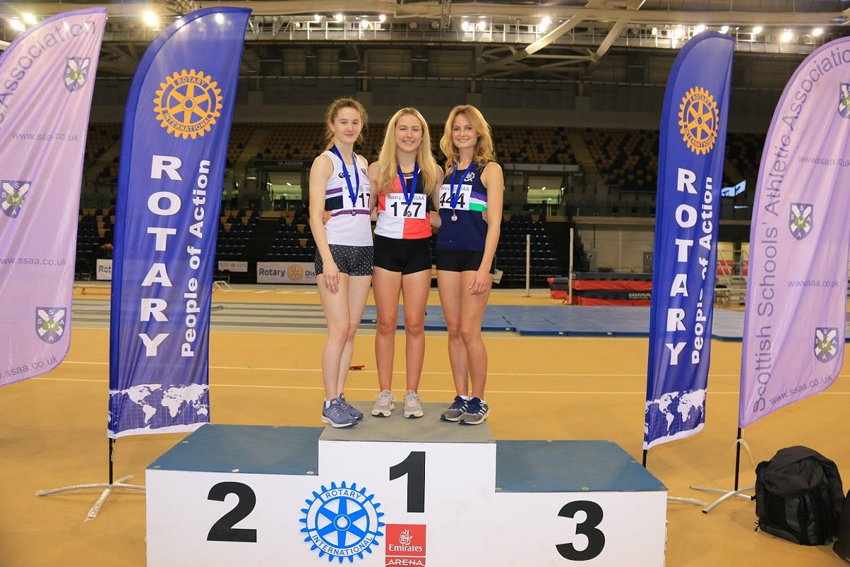 Rotary International Scottish Schools Indoor Athletic Championships 2019 - Img 4894
