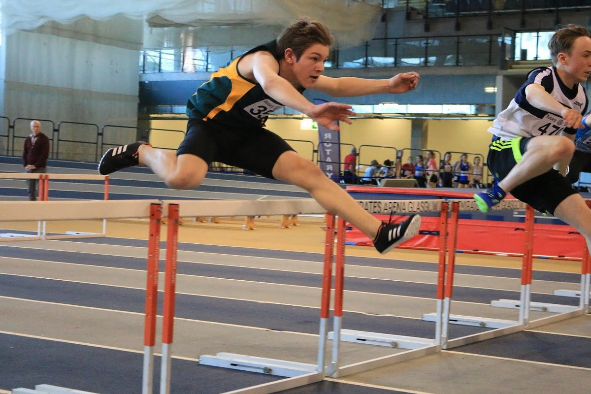 Rotary International Scottish Schools Indoor Athletic Championships 2019 - Img 4945