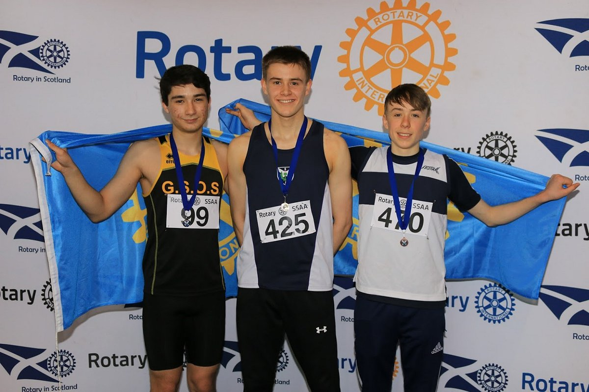 Rotary International Scottish Schools Indoor Athletic Championships 2019 - Img 4965